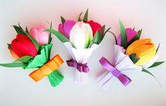Flower Boquet, Flower Petals, Flower Crafts, Diy Flowers, Flower Petal Template, Chocolate Flowers Bouquet, Diy And Crafts, Paper Crafts, Sweet Trees