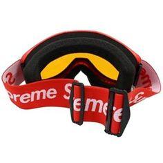 Supreme x Smith Cariboo OTG Ski Goggles (2015)