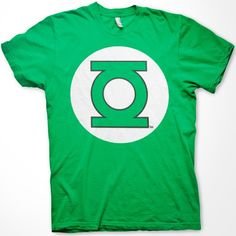 Joining the ever expanding range of t shirts worn by Sheldon Cooper as seen on the Big Bang Theory. The Green Lantern is one of Sheldons heroes from the DC Comics universe. Get your geek on like Sheldon. This tshirt is an officially licensed DC Comics product.