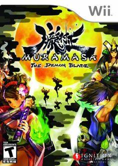 low prio: Muramasa: The Demon Blade - Nintendo Wii Ignition Entertainment http://www.amazon.com/dp/B001HB7K6I/ref=cm_sw_r_pi_dp_sxqrwb0Z2RJRF