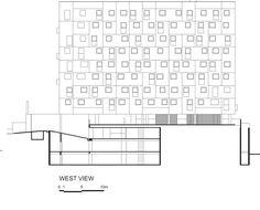 Galeria - Edifício W305 / Isay Weinfeld - 15  West view