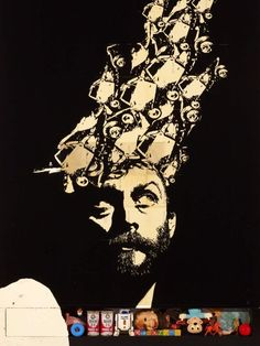 Ben Quilty, Where is my mind? (after the Pixies)
