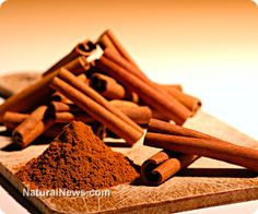 HOW CINNAMON CAN HELP YOU. Cinnamon, which is generally an appreciated spice for its good taste when added to certain foods, definitely seems to have much more going in its favor than simply pleasing your taste buds. Its a potent anti-bacterial and anti-fungal medicinal herb offering many advantages to the human body.