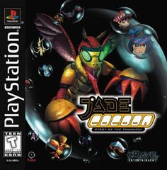 Anyone remember this PlayStation gem? It was my version of Pokemon