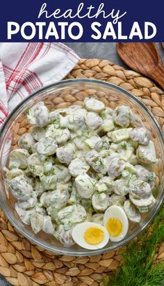 his Healthy Potato Salad Recipe is a lighter twist on your favorite that you can feel great about! Entree Recipes, Side Dish Recipes, Healthy Dinner Recipes, Great Recipes, Salad Recipes, Side Dishes, Cucumber Recipes, Favorite Recipes, Delicious Recipes