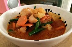 Panang Chicken Curry Chicken Curry, Mat, Thai Red Curry, Ethnic Recipes, Food, Meals, Yemek, Eten