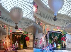 Chadstone Christmas Stories exceeded our expectations. Learn more on the Melbourne Munchkin blog.