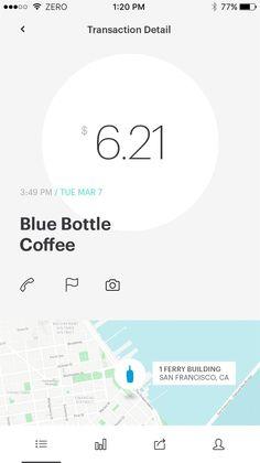 Ueno Design and Development Zero Financial Case Study by Ueno. A case study. Finance, Blue Bottle Coffee, Web Design, Branding, App Ui, Creating A Brand, Mobile Ui, User Interface, Case Study