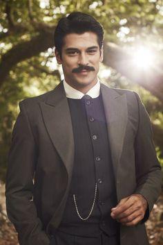 Çalıkuşu Turkish Men, Turkish Actors, Beautiful Love Stories, Beautiful Things, Tv Series 2013, Burak Ozcivit, Mens Fashion Suits, Men's Fashion, Handsome Faces