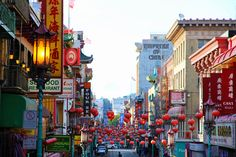 A neighborhood guide to the best restaurants, shops and things to do in Chinatown, San Francisco