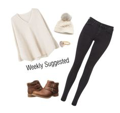 """""""Weekly Suggested"""" by goldengryffindorgal ❤ liked on Polyvore featuring MANGO, Maison Scotch, SIJJL, Bohemia and Timberland"""