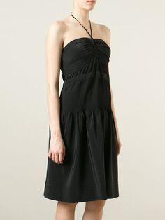 VANESSA BRUNO halterneck dress