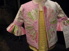 Child's dresden jacket.