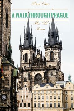 travelyesplease.com | Prague- A Walk Through the Old Town (Blog Post)