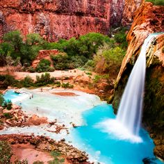 Havasu Falls: the best waterfall hike ever | Road Trip - Discover Your America with Roadtrippers