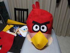 Angry Birds Mask -