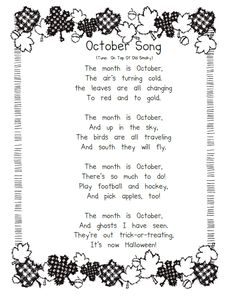 October songs.pdf