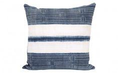 Vintage Batik Pillow