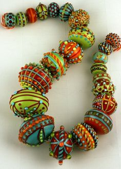 Jari Sheeses Hollow Beads by terrie
