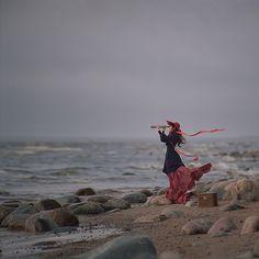 behind the horizon by anka_zhuravleva, via Flickr