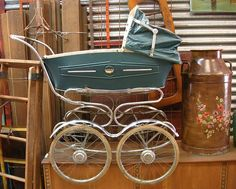 Baby Carriage by blmurch, via Flickr