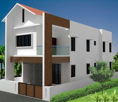 Proposed Residential Design For Mr.Dinakaran Adikesavan