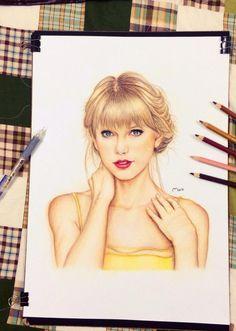 I wish I can draw like that