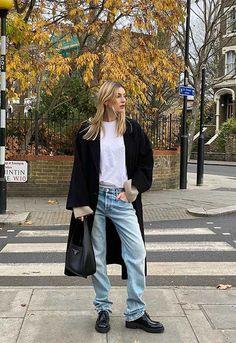 Guía de estilo: 5 formas de llevar los pantalones de talle bajo, la tendencia que une a francesas y danesas - Foto