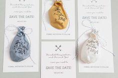 Faça seu próprio save the date. Modelo gratuito para download | http://www.blogdocasamento.com.br