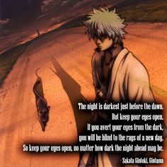 Manga & Anime Picture Quotes : Photo