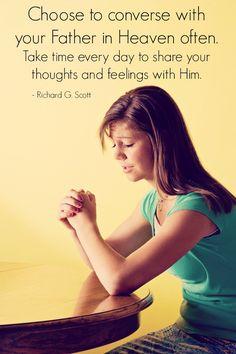 LDS General Conference Elder Scott #ldsconf #lds #quotes