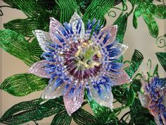 GALLERY - French beaded flowers and trees by Svetlana Sapegina----- I knew it was only a matter of time before someone did it!