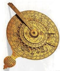 A lovely astrolabe.