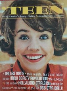 Teen Magazine ~ March 1964