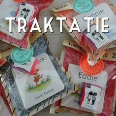 Tip uitdeelboekjes als traktatie op de crèche of school #leukmetkids #verjaardag Birthday Treats, Party Treats, Birthday Gifts, Annie, Baby First Birthday, Kids And Parenting, Holiday Parties, Diy For Kids, First Birthdays