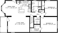 Laurel Bay I – 1197 sq. ft. Laurel Bay I Kitchen   Note: Actual home may vary from artist rendering.
