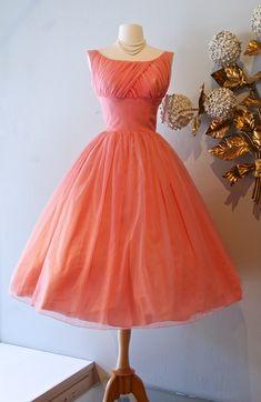 50's vintage dress