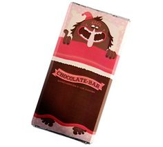 chocolate illusion children book illustration character in bed