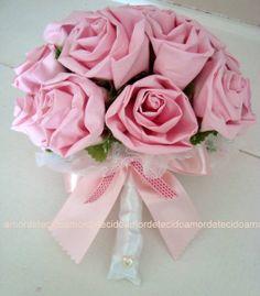 Buquê de noivas Divinas Rosas