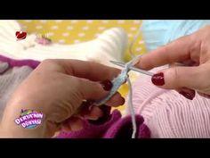 Bebek yeleği yapılışı – Derya Baykal Deryanın Dünyası – 22 Aralık 2014 - YouTube