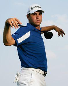 Professional Golfer Gary Woodland