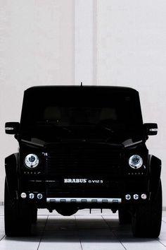 G 55 BRABUS V12 S