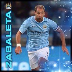 Pablo Zabaleta MCFC Manchester City #mcfc #manchester #city