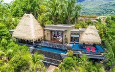 The best honeymoon hotels in the Seychelles | Telegraph Travel Seychelles Resorts, Fiji Islands, Cook Islands, Sense Of Place, Honeymoon Destinations, Honeymoon Hotels, Travel Tours, Italy Vacation, White Sand Beach