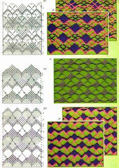 Πλέκω: Pattern