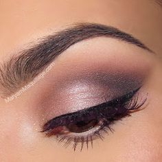 "Maryam Maquillage: ""Pretty in Pink"" in Naked 3 - Gorgeous Eye Look! You don't even have to own the Palette to get this look. I can think of 5 popular palettes that have these colors as well."