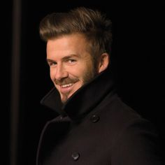 David Beckham goes shirtless in new fragrance campaign - see the hunky behind-the-scenes photos - Photo 1