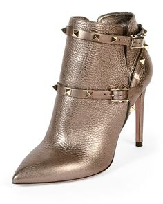 studded bootie (on pre-order)