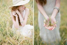natural and organic wedding inspiration / Miguel Varona