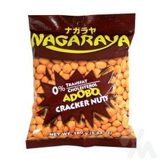 A Philippine peanut covered with an extra crunchy cracker shell infused with Adobo flavor, this is a fun snack that is easily shared. World of Snacks offers a variety of the best Filipino snacks for sale online. Popcorn Snacks, Family Brand, Filipino, Chip Cookies, Crackers, Spicy, Snack Recipes, Chips, Candies
